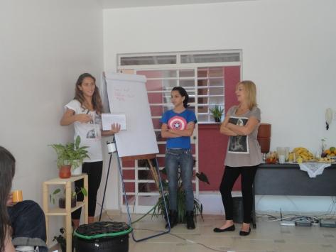 Apresentação do Exercício em Grupo Pré-projeto
