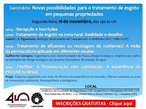 Seminário FEC 16/Nov